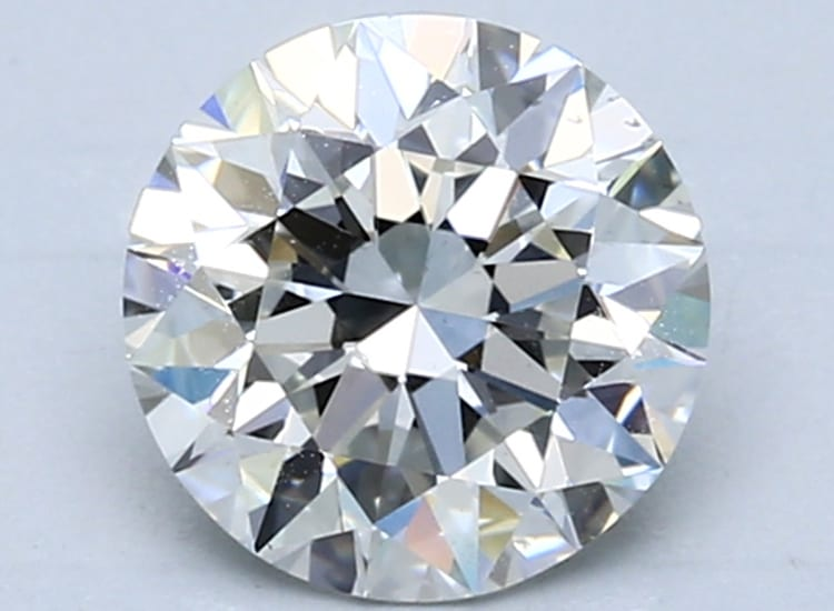 1.41 carat round cut diamond blue nile engagement ring ideas