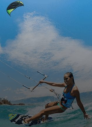 Go Kite Surfing With Pro Kite School