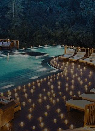 Swim In The Hanging Gardens Of Ubud