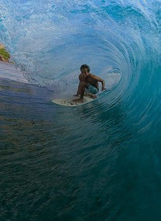 Surf In Uluwatu