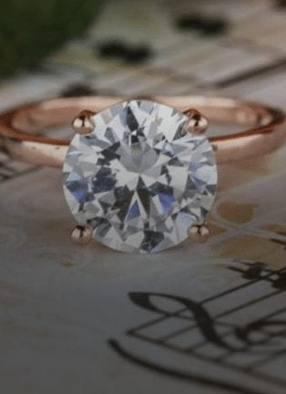 10 Best Solitaire Engagement Rings