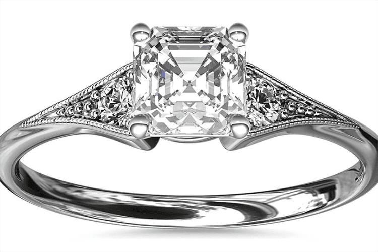 Blue Nile engagement ring ideas