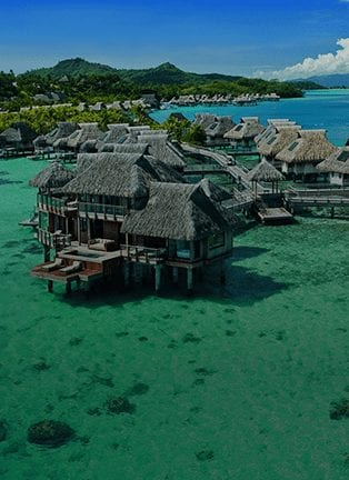 Best Overwater Bungalows In Bora Bora