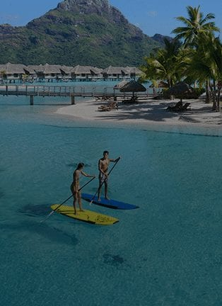 Outdoor Adventures In Bora Bora