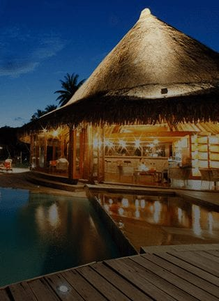 Crazy Bora Bora Bars