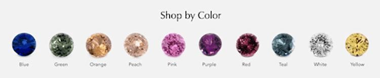 Brilliant Earth Sapphire Color Guide