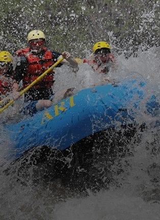 Rafting in Idaho Springs