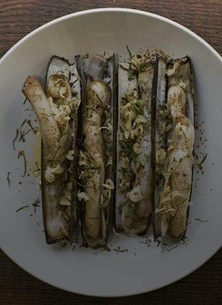 Small Plates at Acorn