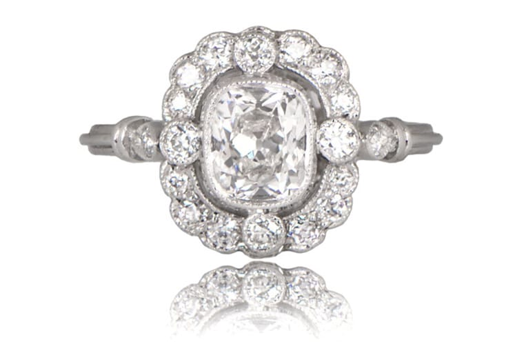 Estate Diamond Jewelry Manchester Ring engagement ring ideas