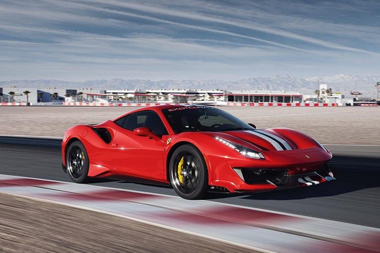 Ferrari supercar tour bachelor party ideas