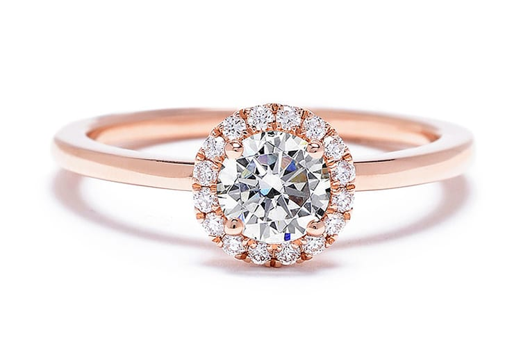 Greenwich St Jewelers Sylvie Collection Diamond Halo Engagement Ring Setting ideas