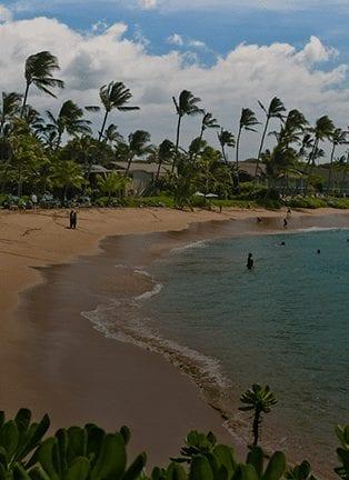 Napali Bay In Maui