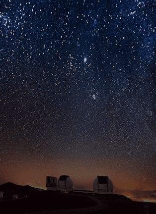 Stargaze At Mauna Kea