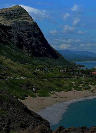Take In Nature on The Windward Coast