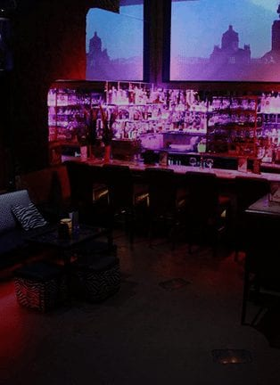 Dance At Ambrosia Martini Lounge
