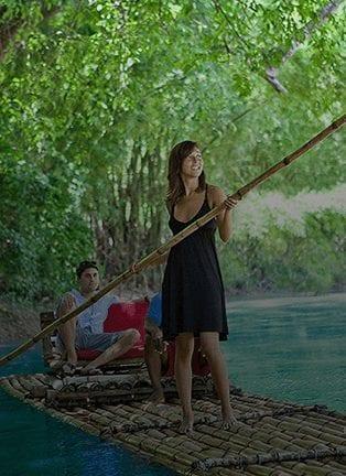 Raft On Black River