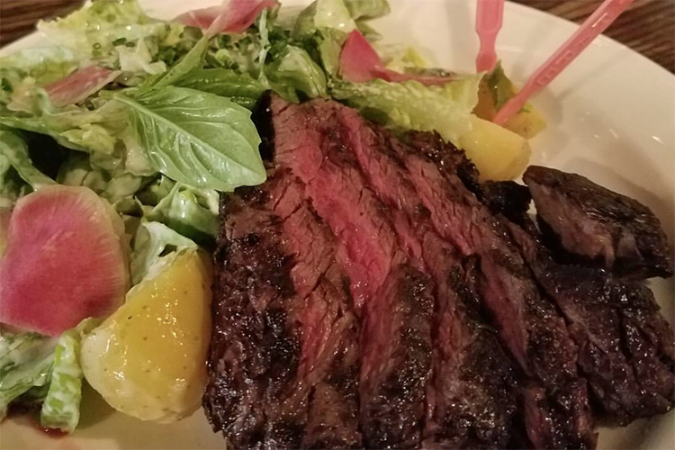 Photo by Keens Steakhouse