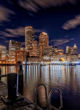 In Boston