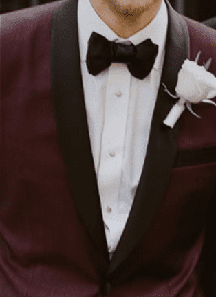 Oxblood Tuxedos