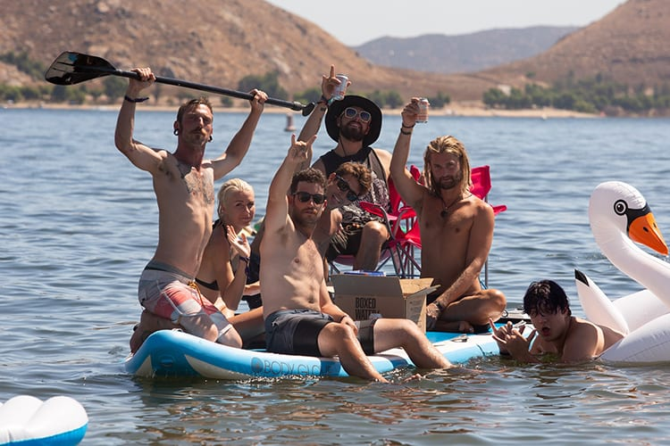 Same Same But Different Festival bachelor party ideas