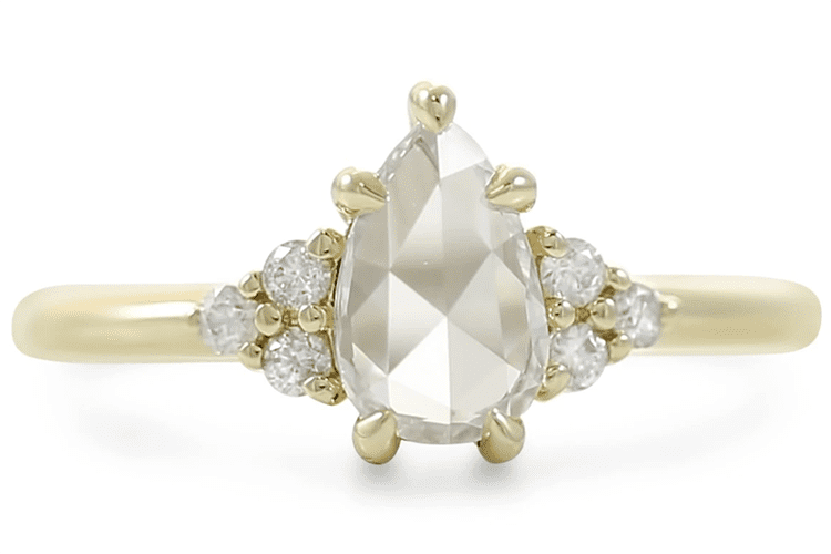 Sofia Ring. L Priori Jewelry. engagement ring idea