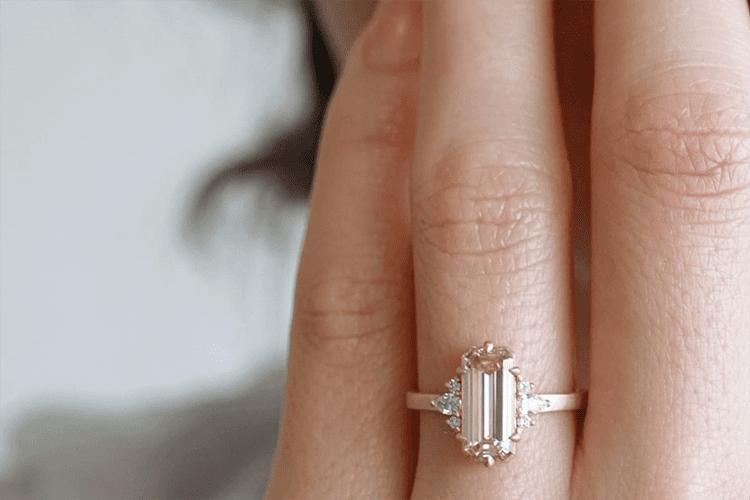 Sophia Kaman engagement ring ideas