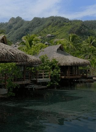 The Best Honeymoon Resorts In Tahiti