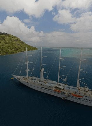 Go For A Tahitian Cruise