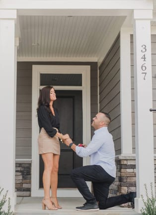 The Ultimate At Home Proposal Guide