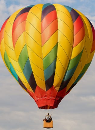 The Ultimate Hot Air Balloon Proposal Guide
