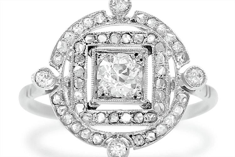Valerie Ring. L Priori Jewelry. engagement ring ideas