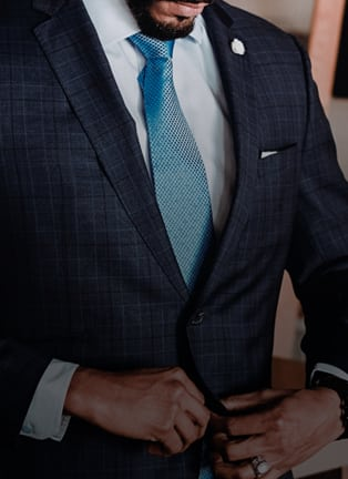 Alterations on an Off-The-Rack Suit