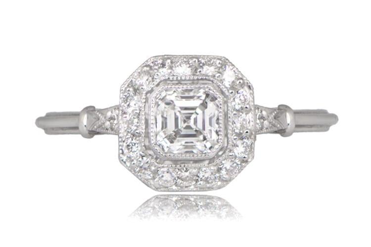 estate diamond jewelry henlow ring engagement diamond ring ideas