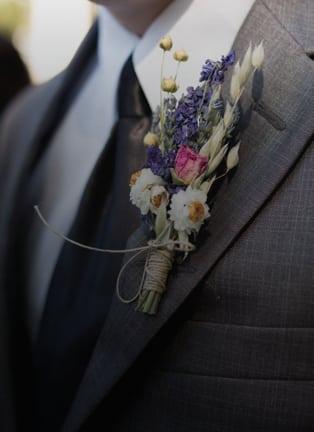 Wedding Suit Lapel Styles