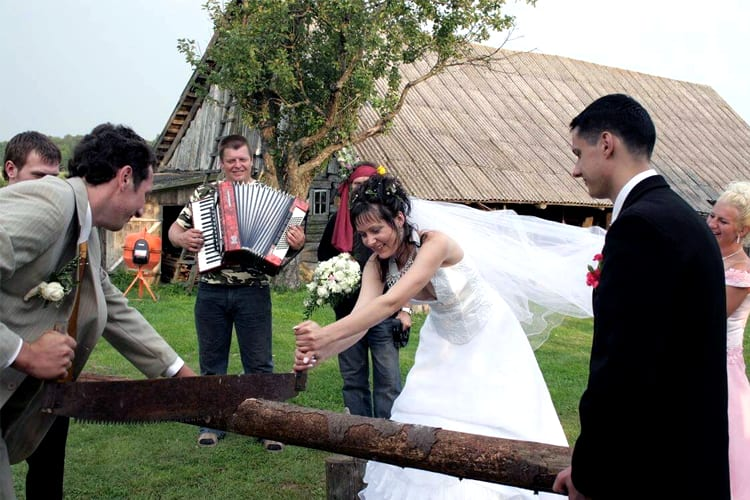 The Weirdest Wedding Traditions In The World: Wedding Traditions You've Never Heard Of