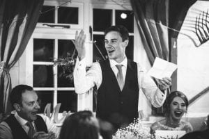 The Groom Speech: 10 Rules
