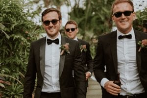 The Official (and Unofficial) Duties of the Best Man