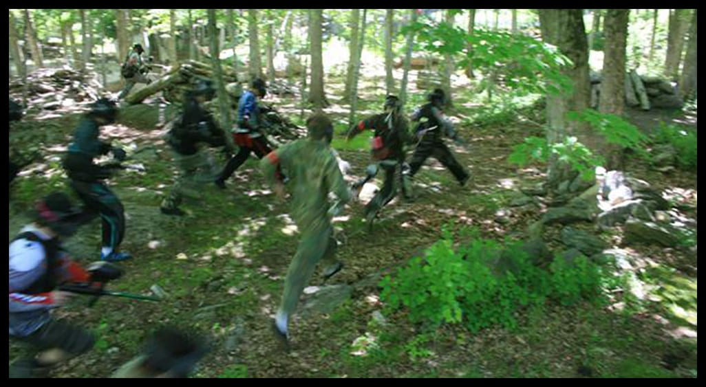 Liberty Paintball in Patterson, NY