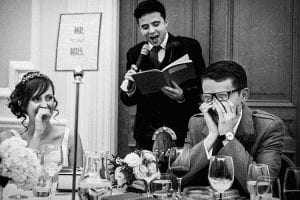 The Toast With the Most: The Best Man's Big Speech