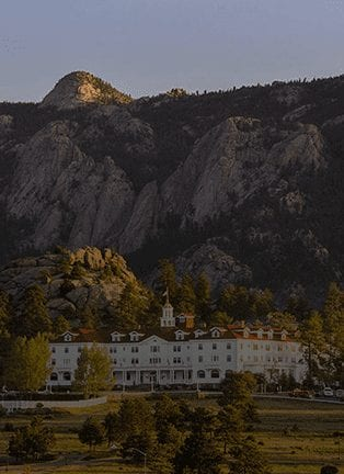 The Stanley Hotel (The Shining)