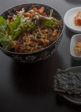 Korean BBQ at Jumak