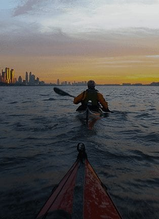 Kayak The Hudson River
