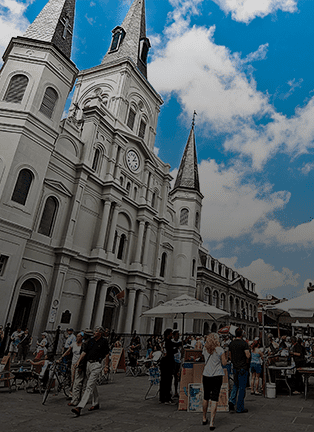 Check Out The French Quarter