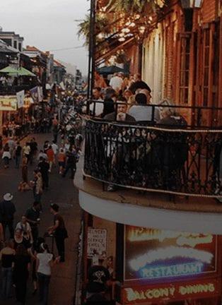 Best Wild Party Streets That Aren't Bourbon