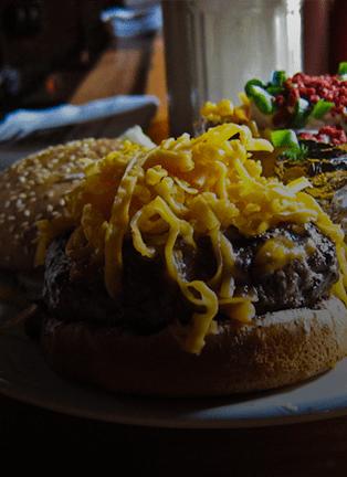 Burgers at Port of Call