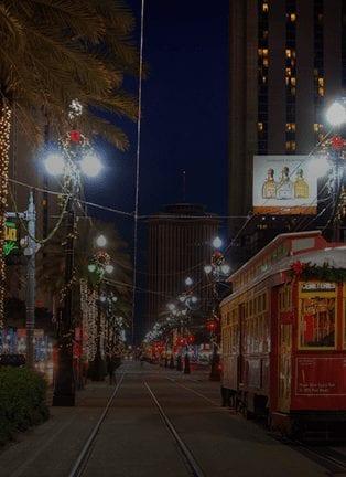 Take a Stroll on Canal Street
