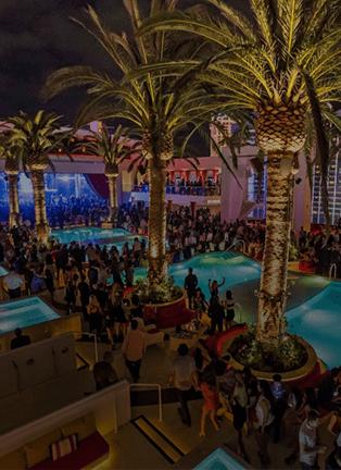 5 Best Rooftop Bars in Vegas
