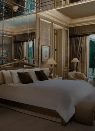 THE VILLAS AT THE MIRAGE