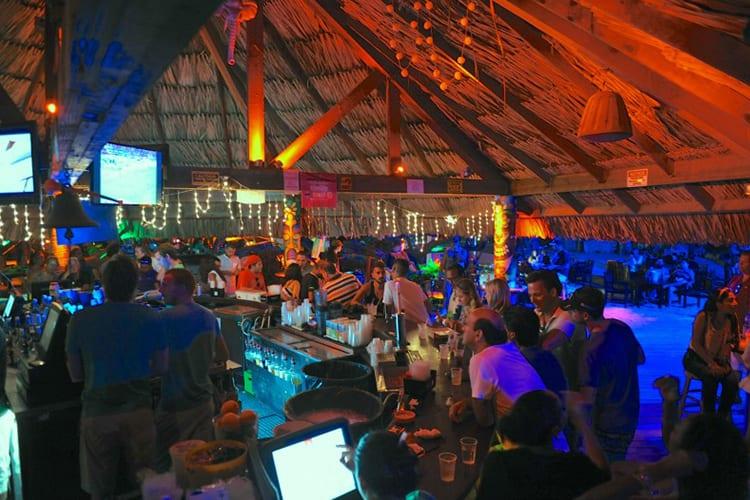 Moomba Beach Restaurant Aruba