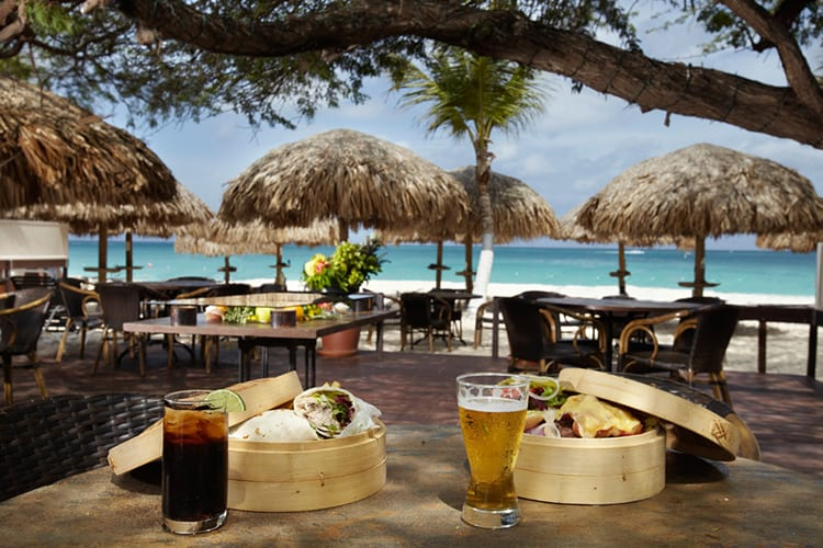 Passions on the Beach Aruba Restaurant